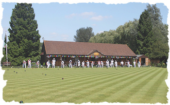 Hyde Abbey Bowls Members